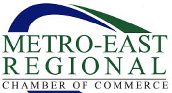 Metro-East Regional Chamber of Commerce Logo
